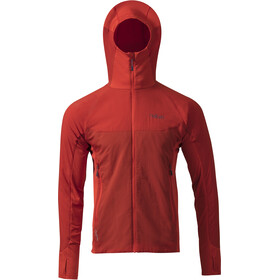 Rab Alpha Flux Fleecejacke Herren dark horizon